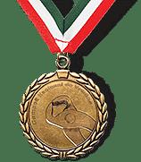 Medalha de Campeã de Vendas de Torquês