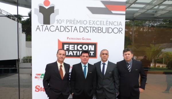 10º Prêmio Excelência Atacadista Distribuidor