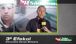Entrevista Ferramentas São Romão – 3ª Efekol