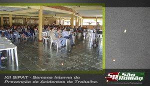 Ferramentas São Romão realiza a XII SIPAT – Semana Interna de Prevenção de Acidentes de Trabalho