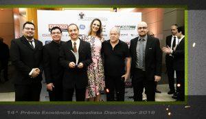 14º Prêmio Excelência Atacadista Distribuidor 2019