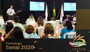Formatura Senai 2020